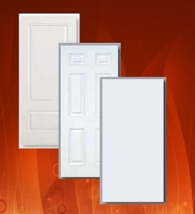 20 mins Fire rated Steel Insulated Door
