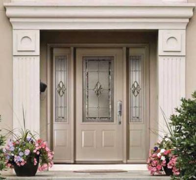Steel Insulated Door