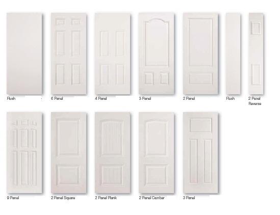 Bon Steel Door Styles